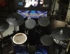 九成新富佳原装超级爵士鼓游戏机 罗兰架子鼓音乐机出