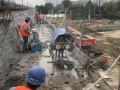 保定绳锯切割 混凝土柱子切割 大梁拆除 挑檐拆除