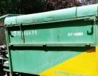 自卸垃圾电动三轮车九成新