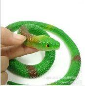 仿真蛇 假蛇 软胶蛇 仿真动物模型 玩具 65cm蛇批发
