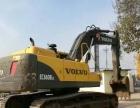 二手沃尔沃360挖掘机,原装进口,纯土方机,手续齐全