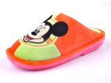迪士尼棉拖鞋 卡通家居棉拖鞋 儿童保暖拖鞋 软底室内拖鞋  12
