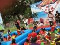 百万海洋球积木王国体感游戏机9DVR电影模拟轨道赛车出租