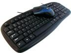 罗技游戏USB鼠键套装有线 G1鼠标+ 键盘 键鼠套装
