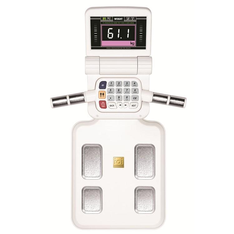 健身会所专用韩国进口IOI353体测仪体脂称工作室脂肪体测机