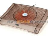 [咖啡色]RL-506水晶之恋冰锐笔记本散热垫\散热风扇批发