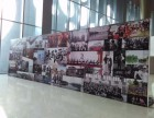 天津西青区吧桌吧椅租赁 桁架搭建背景板 出租桁架展架拉网