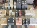 厂家供应生态石,环保石和人造石砖,如仿花岗岩人行道砖和PC仿石砖