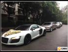 重庆鱼洞婚车出租,巴南区婚车租赁,高端清一色车队租赁