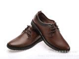 2014新款温州商务英伦真皮男鞋精品 男士休闲皮鞋一件代发
