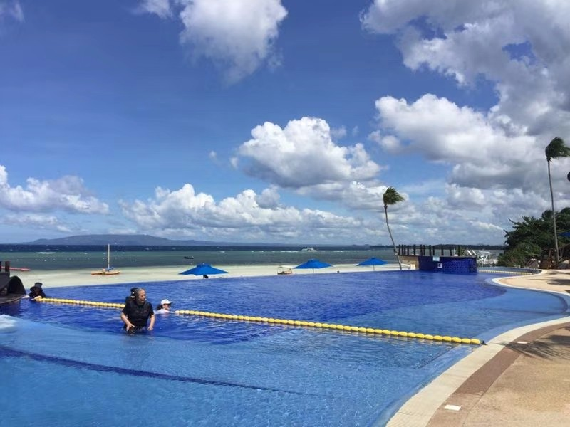 菲律宾宿务薄荷长滩