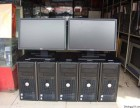 高价回收网吧电脑公司淘汰电脑废旧电脑批量回收