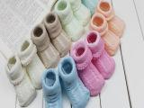 全棉宝宝袜春夏季立体袜薄款袜子防滑婴儿小孩纯棉新生儿公仔童袜