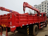 东风D1L玉柴160马力装长兴6.3吨4节臂
