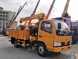 江苏南京3.5吨长兴随车吊价格多少