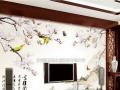 5D玻璃、瓷砖背景墙打印