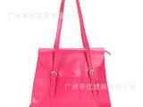 2013商务真牛皮手提女式包包 bao欧美红色女包女士斜跨包现货