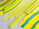提供深圳诚盛鑫黄绿双色热缩套管/地线标识热缩套管