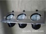 天花灯配件 天花灯套件 COB天花灯套件5-10W方形COB天花