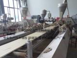 青岛竹木纤维集成快装护墙板生产设备厂家直销