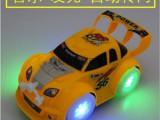 智多星新款多功能带灯发光音乐玩具车儿童电