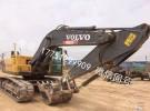 沃尔沃210二手挖掘机低价转让 包运费