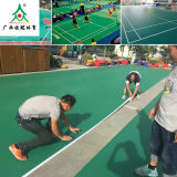 广西羽毛球场施工厂家_南宁环保的PVC地板供销