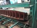 闲置一台良智2x2500折边机二手剪板机折弯机转让