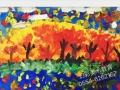 美术班开业!多种类儿童画!11月免费一个月!