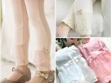 2014年春季新单 韩版女童裤打底裤 修身裤 特价批发 童裤一件