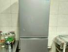 美的冰箱,BCD-215TQMB,就是上图的外形。