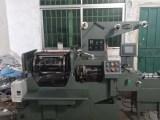 出售/回收二手模切机 二手商标机 二手商标印刷机