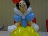 绵阳乐淘沙魔术气球儿童培训班,绵阳长条卡通气球制作培训