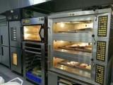 香洲回收二手奶茶店面包店设备 回收烘焙设备