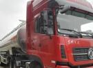 厂家直销东风天龙危险品半挂油罐车1年100万公里18万