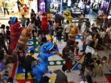 广州活动策划落地执行传单派发人气场充礼仪模特代排队