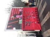 北京LED广告宣传车舞台车小篷车全国租赁