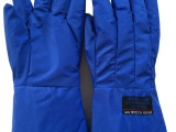 上海置安防液氮手套零下250度低温防冻手套防液氮低温研磨手套