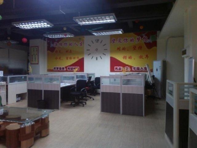 粤信广场 赤岗 两套打通186方 仅租办公 可