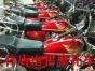 实体店 摩托车行 长期销售125c二手男女装摩托车