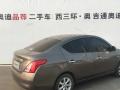 日产 阳光 2011款 1.5 手动 豪华版XE女士一手车