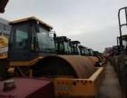 浙江二手压路机低价徐工20吨-26吨振动压路机免费全国运输