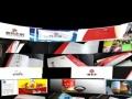 5、创想广告、银川广告、高档小区媒介发布、金凤万达