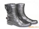 9寸时尚潮流男靴 达人首选男士靴子 时尚男靴