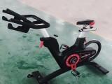 厂家供应天津动感单车家用超静音磁控健身车 室内运动减肥自行车