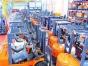 沧州常年销售各种二手叉车,回收