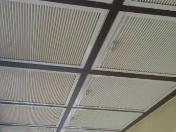 上海浦东定做阳光房遮阳窗帘南汇别墅玻璃房电动蜂巢帘竹帘定做