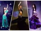 杭州下城区肚皮舞培训,迷人舞姿,彰显魅力