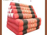 泰国工艺品经销批发 靠枕系列三层三角垫子 质优价廉