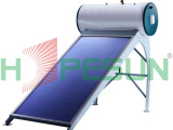 厂家直销 分体式太阳能 优质高效节能安全一体式平板太阳能热水器